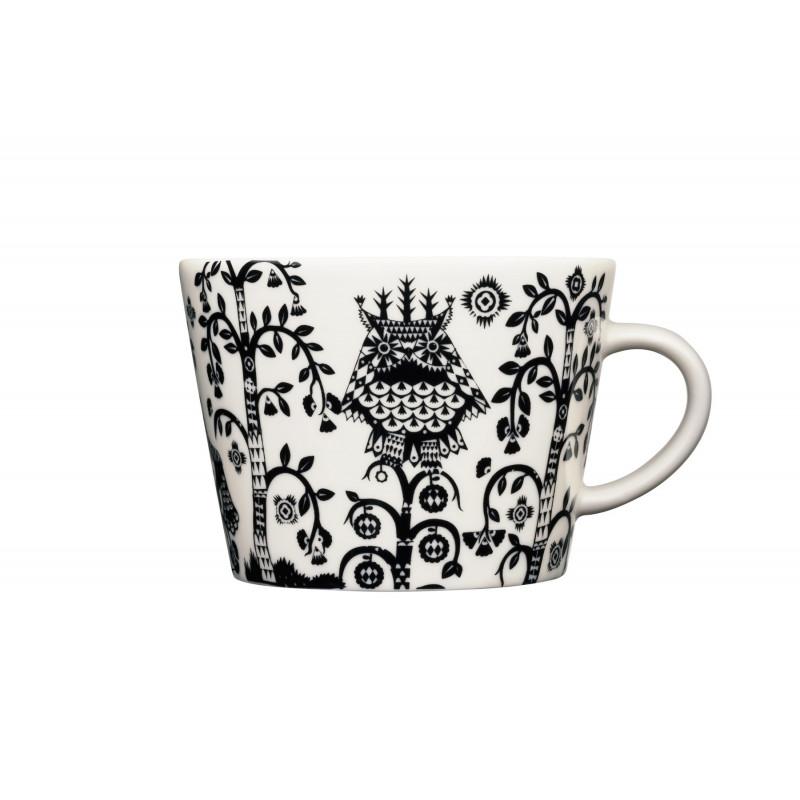 Taika Black Coffee Cappuccino Cup 0.2 L Iittala
