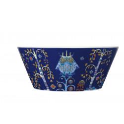 Taika Blue Bowl 0.3 L Iittala