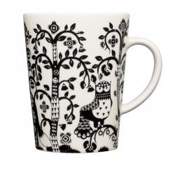 Taika Black Mug 0.4 L Iittala