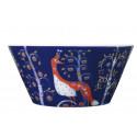 Taika Blue Bowl 0.6 L Iittala