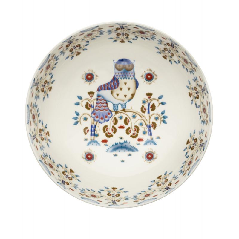 Taika White Deco Bowl 1.45 L Iittala