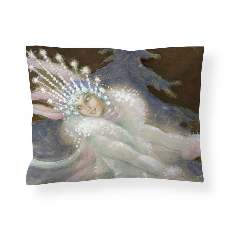 Finlayson Satin Pillowcase The Snow Queen Rudolf Koivu 50 x 60 cm
