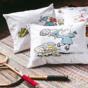 Mr. Clutterbuck Egg Tennis Pillowcase 50 x 60 cm Finlayson