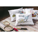 Mr. Clutterbuck Deep Sea Diving Pillowcase 50 x 60 cm Finlayson