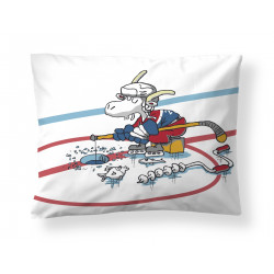 Mr. Clutterbuck Ice Fishing Pillowcase 50 x 60 cm Finlayson