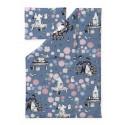 Moomin Duvet Cover Pillowcase Moominmamma Dream 85 x 125 cm 40 x 60 cm Finlayson