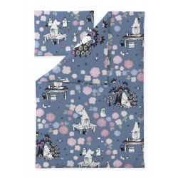 Moomin Duvet Cover Pillowcase Moominmamma Dream 85 x 125 cm 40 x 60 cm Finlayson