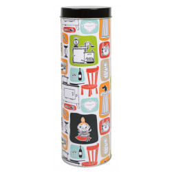 Moomin Tin Can for Spaghetti Patches Martinex