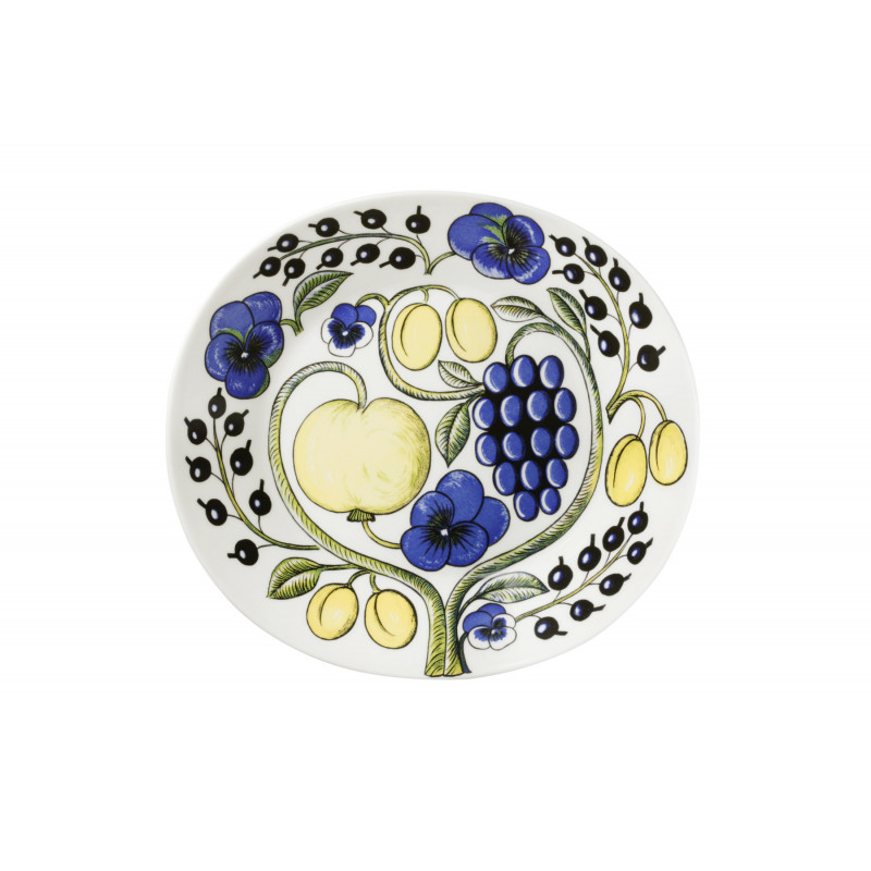 Paratiisi Plate Oval in Gift Box 25 cm
