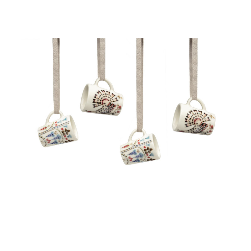 Taika Siimes Minimugs Set of 4