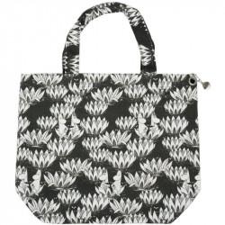 Moomin Nana Shopping Bag Waterlily 45 x 36 x 14 cm Martinex