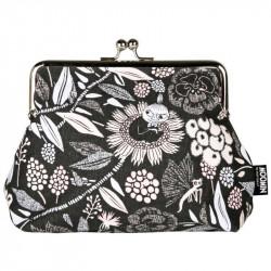 Moomin Emma Meadow Purse Clutch Bag 20 x 15 x 10 cm