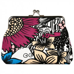 Moomin Emma Purse Clutch Bag Dreaming