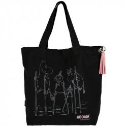 Moomin Large Bag the Flood Walking on Stilts