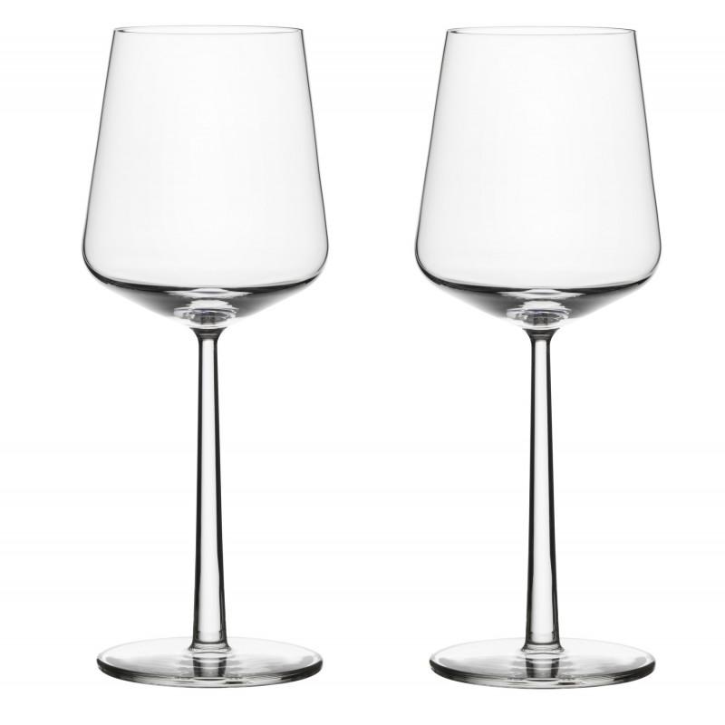 Iittala Alfredo Haberli Essence Red Wine Stem Glasses 0.45 L Set of 2