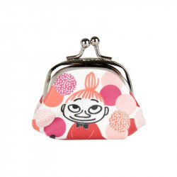 Moomin Dots Little My Coin Pouch
