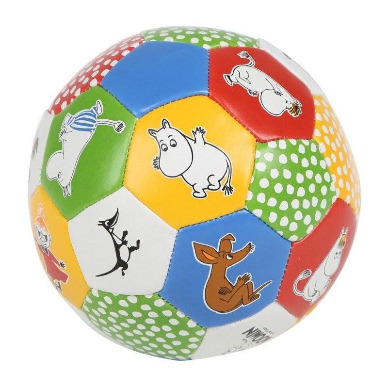 Moomin Colorful Soft Ball