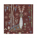 Taika Siimes Purple Paper Napkins 33 x 33 cm 20 pcs