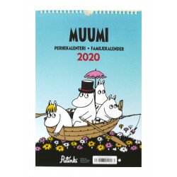 Moomin 2020 Family Calendar...