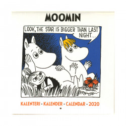 Moomin 2020 Mini Wall...