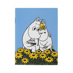 Moomin Small Notebook Love...