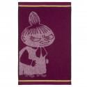 Moomin Hand Towel Little My Purple 30 x 50 cm Finlayson