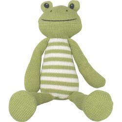 Sepi Frog Knitted Soft Toy...