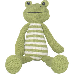 Sepi Frog Knitted Soft Toy Pentik 38 cm