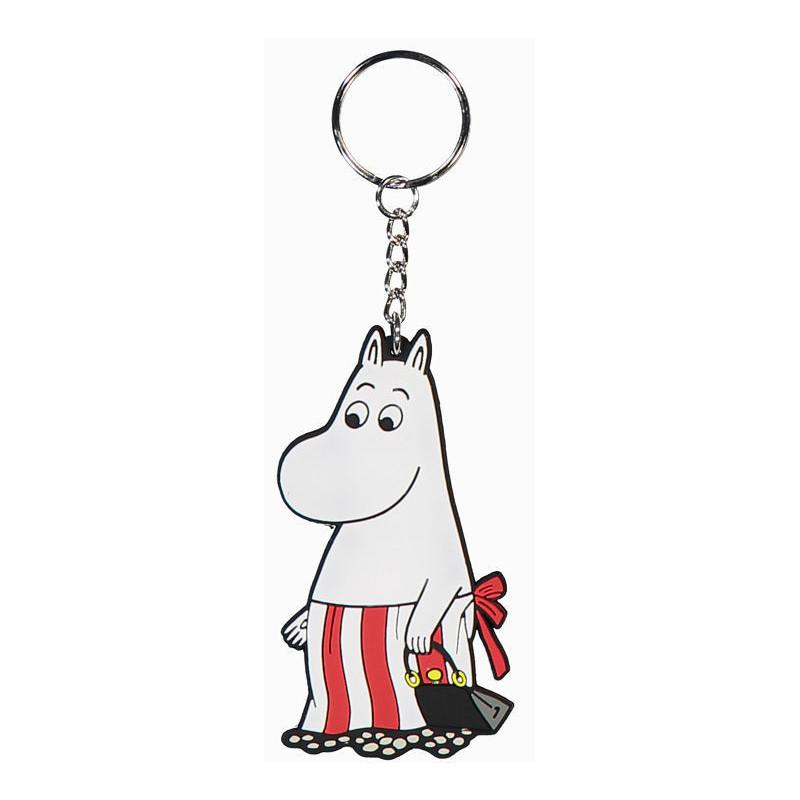 Moomin Keyring Soft Moominmamma