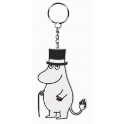 Moomin Keyring Soft Moominpappa