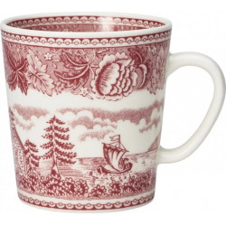 Arabia Maisema Mug 0.3 L Red