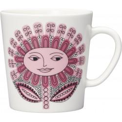 Arabia Daisy Mug 0.3 L Pink