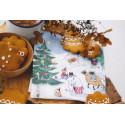 Moomin Napkins Christmas Wonderland 33 cm Suomenkerta