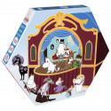 Moomin Christmas Advent Calendar with Toys Plastic Figures Theater 2019 Martinex