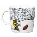 Moomin Snowhorse Mug Winter 2016 Arabia