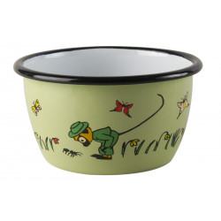 Enamel Bowl Mr. Nilsson 0.3...