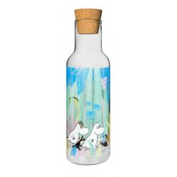 Moomin Glass Bottle Moomins...