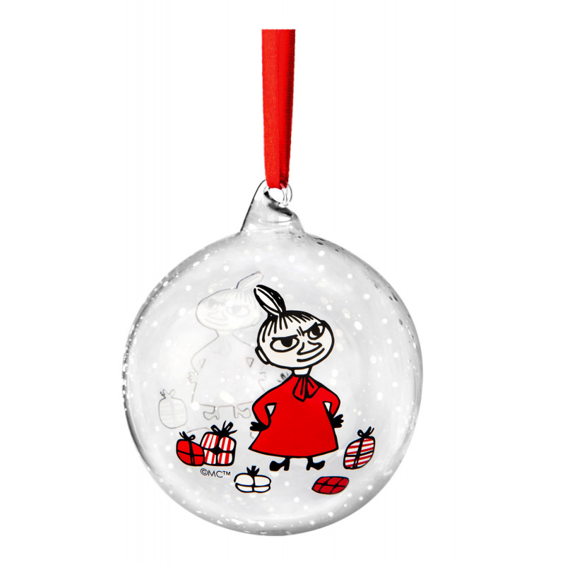 Moomin Decoration Ball Little My 9 cm