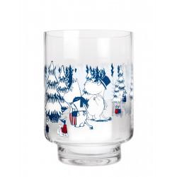 Moomin Lantern Vase Winter...