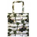 Moomin Tote Shopping Bag Beach Moomin 35 x 42 cm