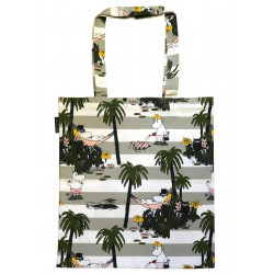 Moomin Tote Shopping Bag Beach Moomin 35 x 42 cm
