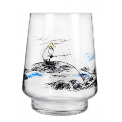 Moomin Lantern Vase Originals Gone Fishing 20 cm
