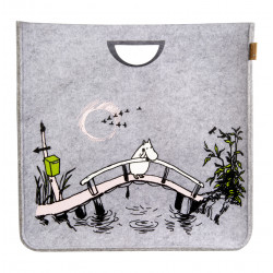 Moomin Storage Basket L Originals Missing You