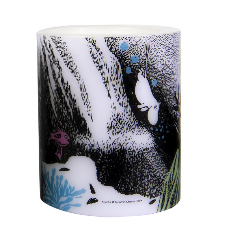 Moomin Originals Candle Originals The Dive 12 cm