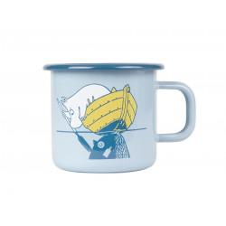 Moomin Oursea Enamel Mug 0.37 L