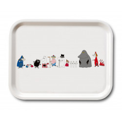 Moomin Tray Friends Online 27 x 20 cm
