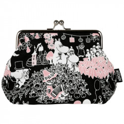 Moomin Emma Purse Clutch Bag Party Moments
