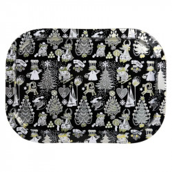 Moomin Too-Ticky's Christmas Tin Tray
