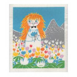 Moomin Dishcloth Miffle Optodesign 17 x 20 cm