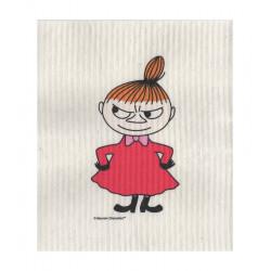 Moomin Dishcloth Little My...